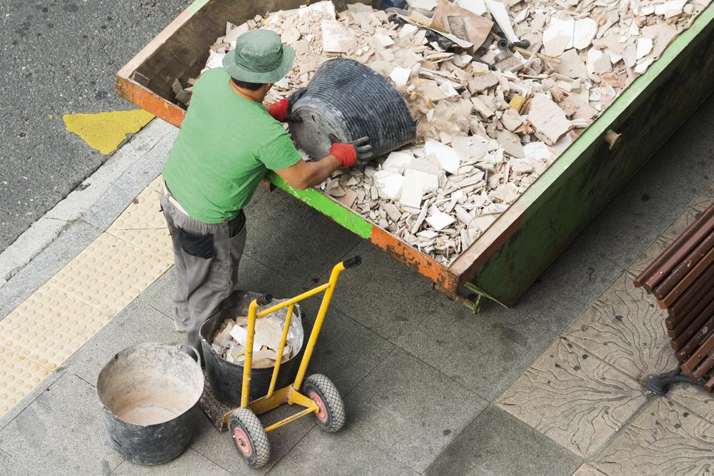 Kontenery na odpady Poznań